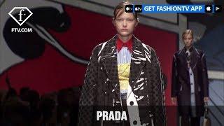 Milan Fashion Week Spring/Summer 2018 - Prada | FashionTV