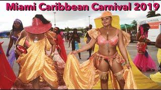 Miami Caribbean Carnival 2019