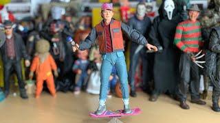 NECA Back to the Future Part II - Ultimate Marty McFly Figure Unboxing/Review смотреть онлайн в хорошем качестве бесплатно - VIDEOOO