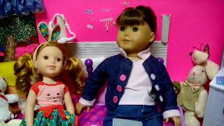 Get Out!: An American Girl Doll Movie