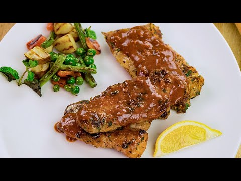 Fish Steak Recipe | How To Cook Fish Steak |  Grilled Fish Recipe | Fish Recipes | SooperChef