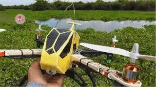 บินโดรนตกปลา โคตรเจ๋ง ถ้าไม่ได้ดูเสียดายแน่!!