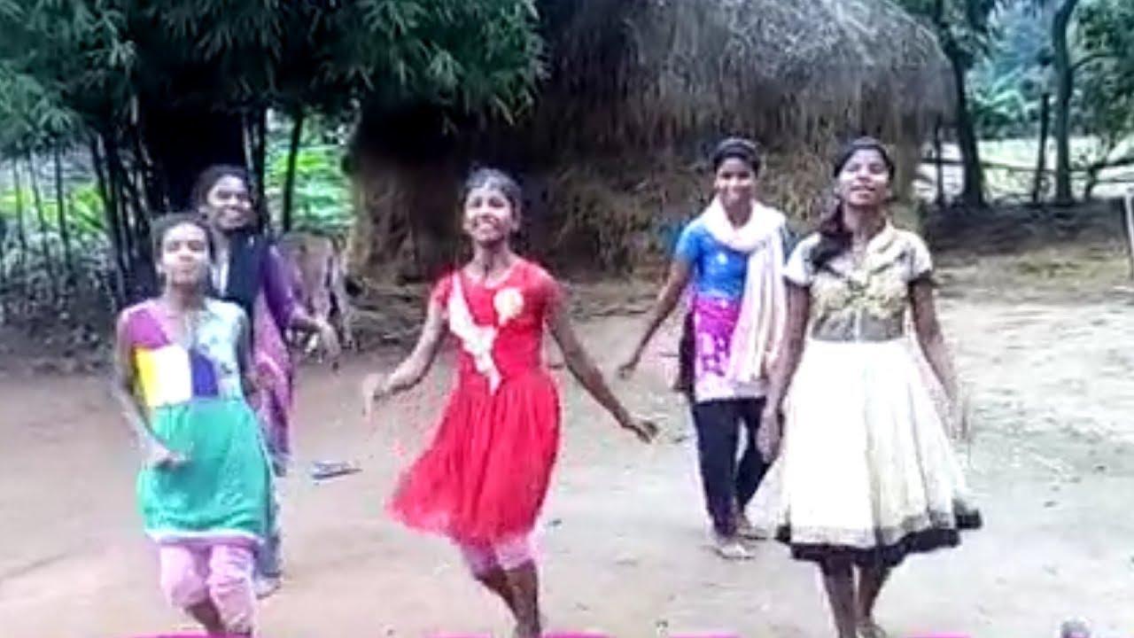 Girls Dancing At Jamranda Umerkote Nabarangpur Youtube