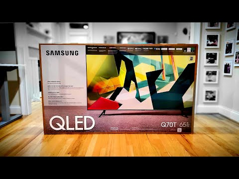 Samsung Q70T QLED 4K TV Review... Watch This Before Buying!!!