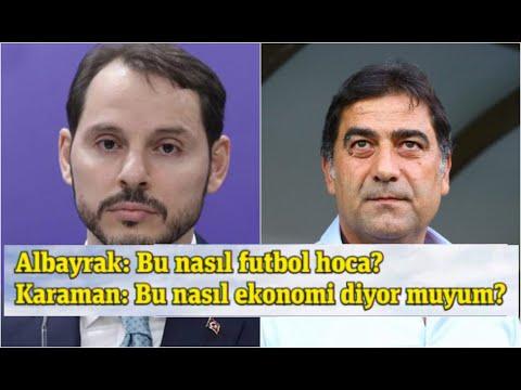 ÜNAL KARAMAN'IN İSTİFASININ ARKASINDAN BERAT ALBAYRAK ÇIKTI!