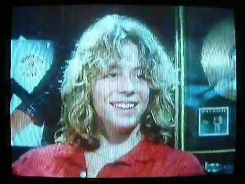 Norman Gunston interviews Leif Garrett