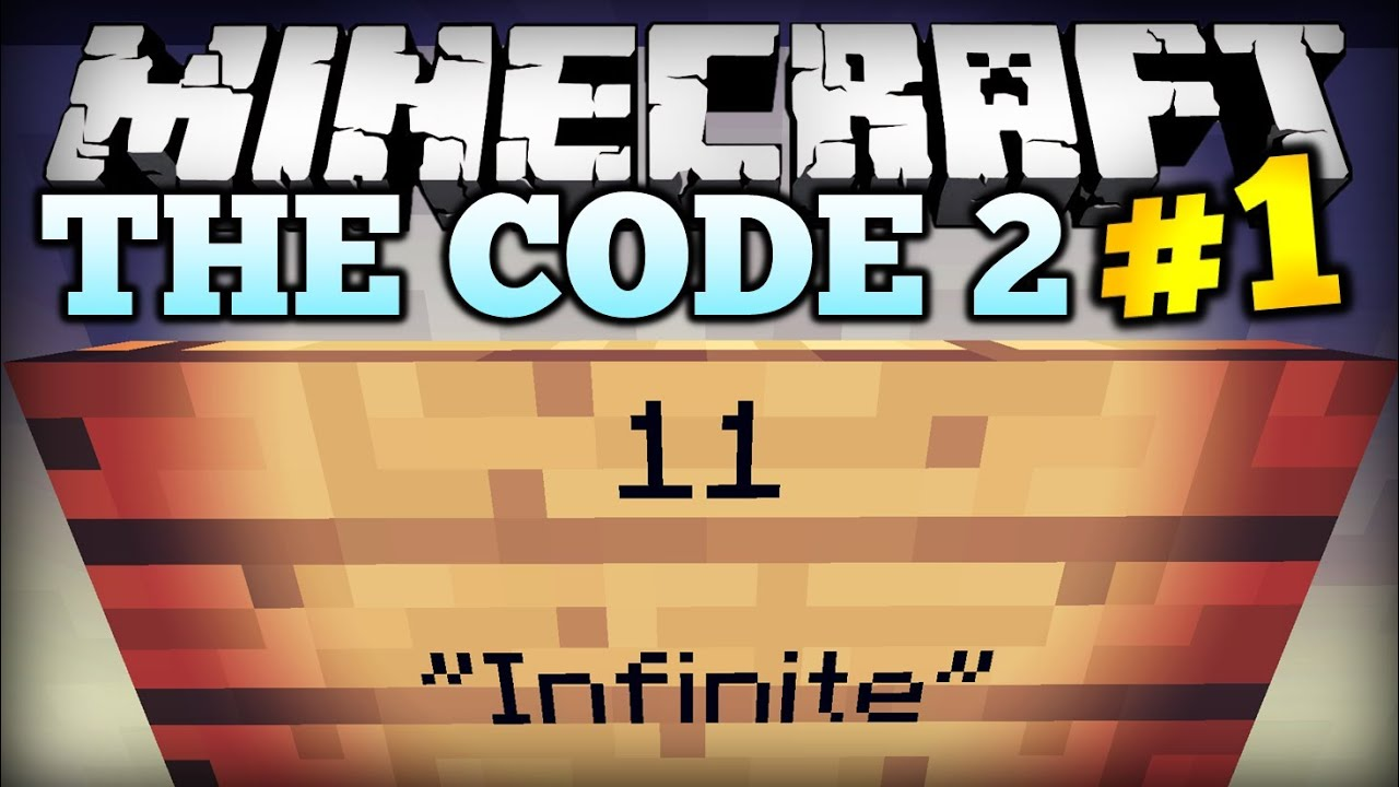 the Code II: Infinite - Maps - Mapping and Modding: Java