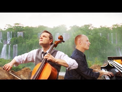 The Mission / How Great Thou Art - The Piano Guys (Wonder of