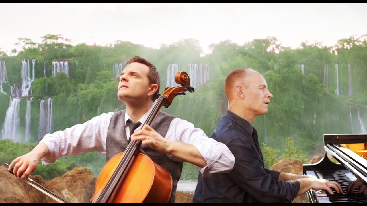 La Mision / Cuan grande es El - The Piano Guys