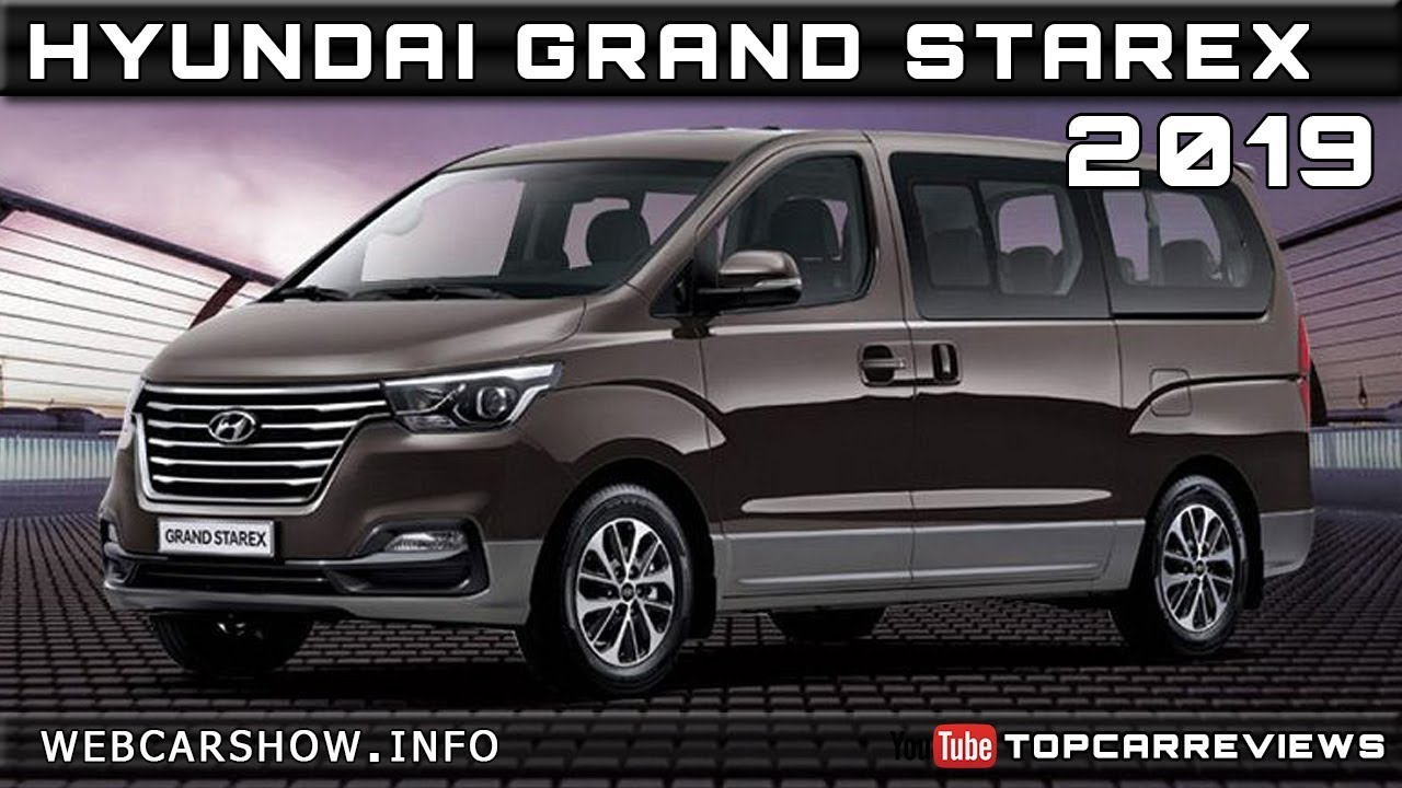 2019 Hyundai Grand Starex Review Rendered Price Specs Release Date