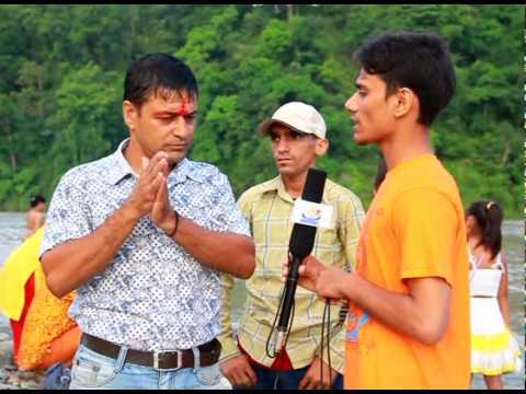 Devghat Bolbam Program By Sandip