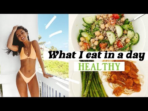 WHAT I EAT IN A DAY | Healthy Alternatives | 2019