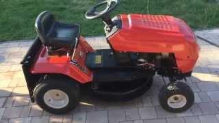 Traktorek MTD Tecumseh RH 115/76 . film nagrany ipad air 2