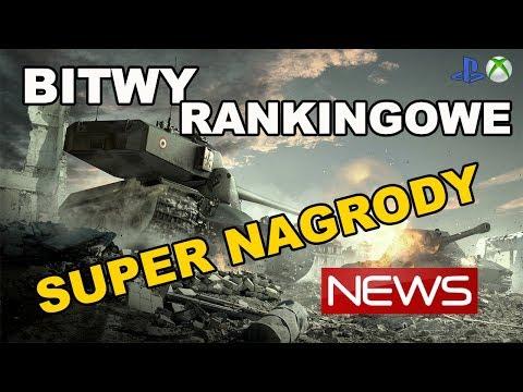 News!! Bitwy rankingowe z super nagrodami World of Tanks Xbox One/Ps4 thumbnail