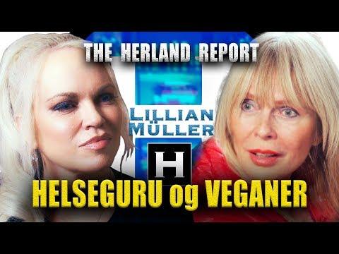 Helseguru og veganer, Lillian Müller - Herland Report TV (HTV)