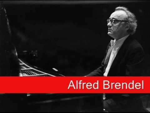Alfred Brendel: MozartConcerto No 20 in D minor, 'Romance' KV466