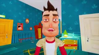HELLO NEIGHBOR DARK DECEPTION ALL SHORT FILM
