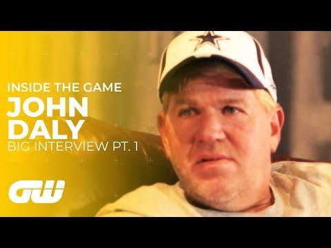 GW Big : with John Daly  Part 1