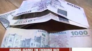 Central Bank caps forex rate