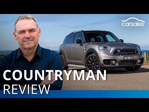 2019 MINI Countryman Plug-in Hybrid Review   carsales