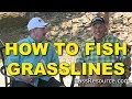 How To Fish Grasslines and Weedlines - Hank Parker | Bass Fishing