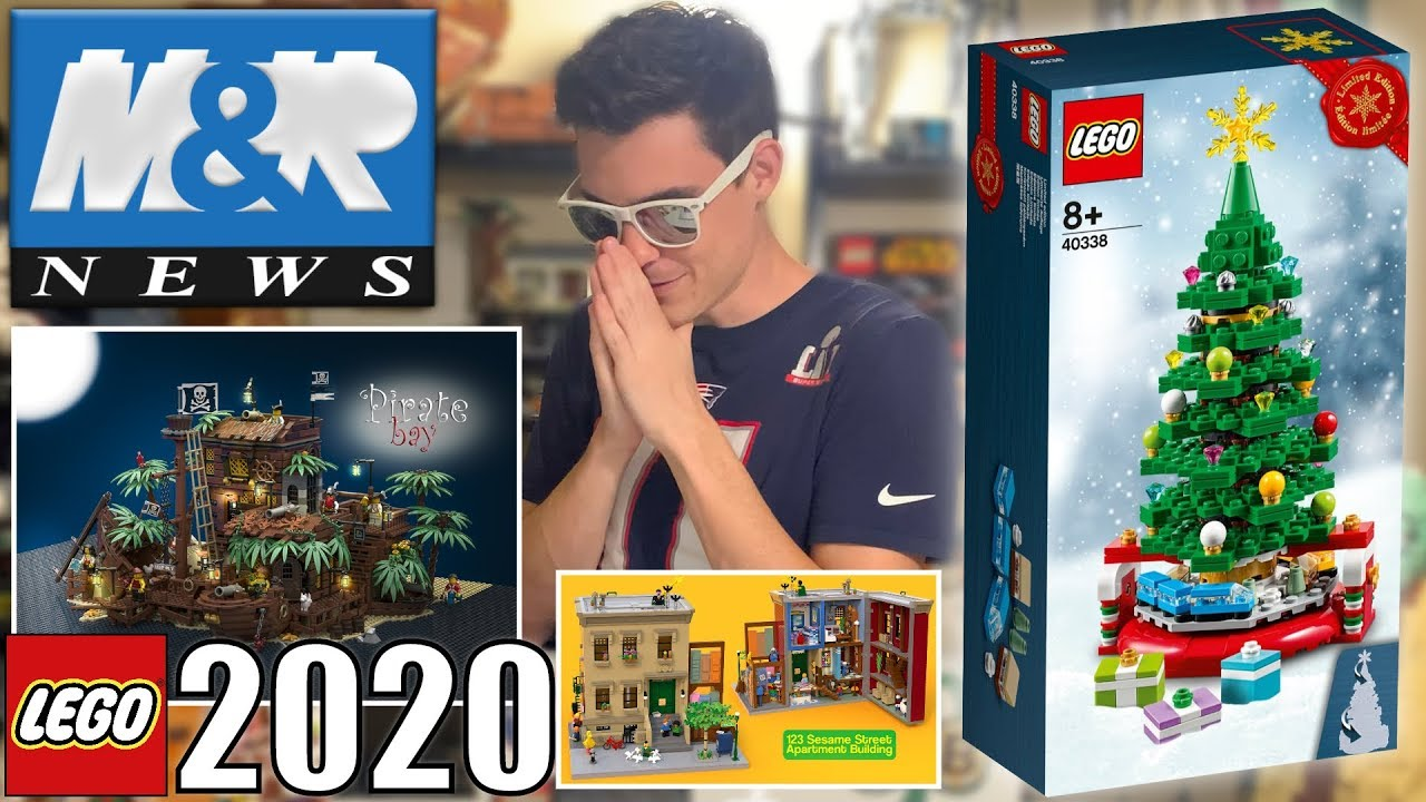 Christmas Lego 2020 LEGO 2020 Ideas Sets CONFIRMED! Triple Force Friday LEGO Reveal