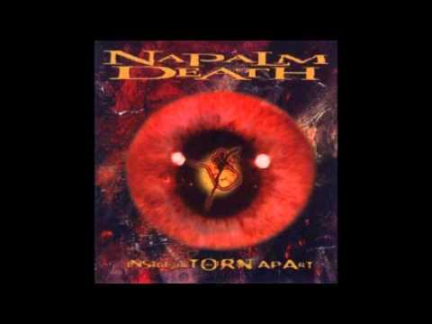 Napalm Death Inside The Torn Apart 1997 full album thumb