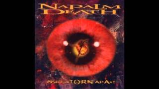 Napalm Death   Inside The Torn Apart 1997 full album