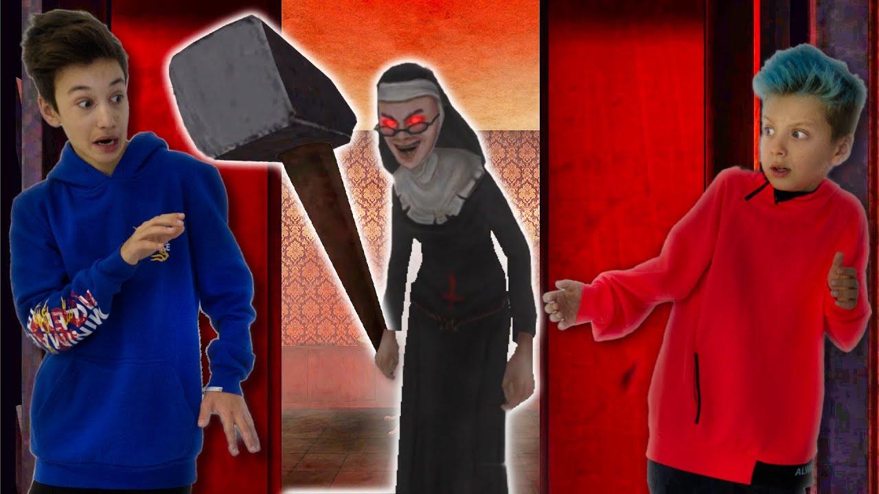 Download Монахиня в Реальной Жизни ! Челлендж Лабиринт СПАС Нас