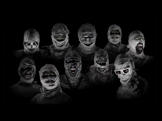 Here Come the Mummies on YouTube
