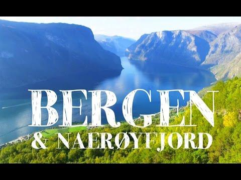 NORWAY | Bergen, Nærøyfjord & Eidfjord | Let's Travel #13