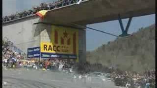 Peugeot 206 WRC - Catalogne 2002 360° de Panizzi
