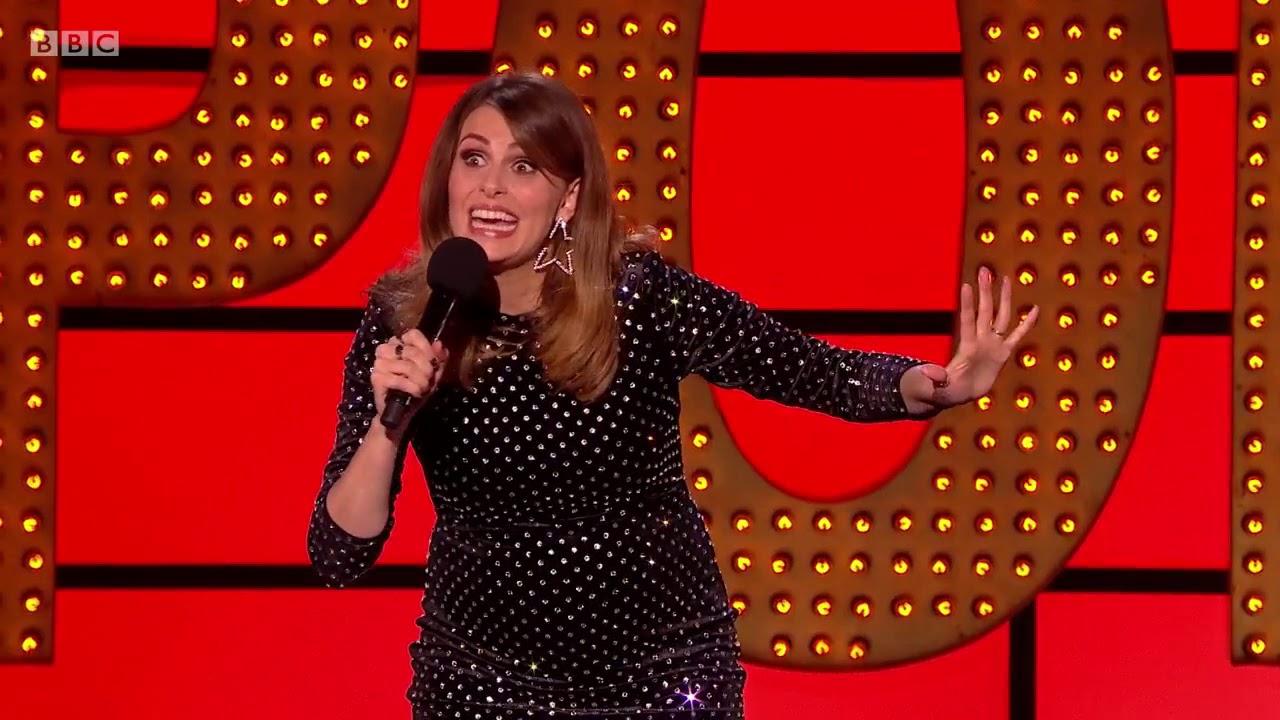 Stand-up comedy: Ellie Taylor. 15 Nov 2018. New