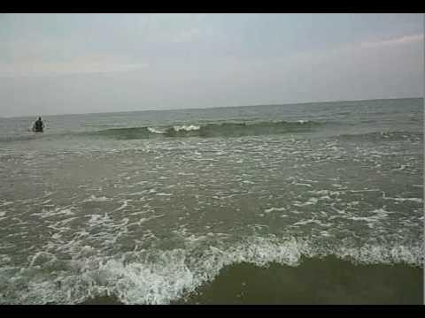 ☼Playa y mar!!! En Galveston, Texas☼ - YouTube