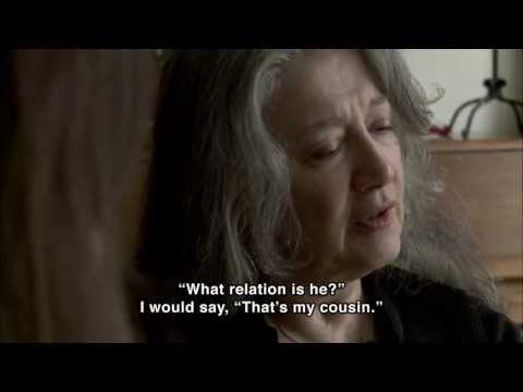 Bloody Daughter - A film by Stéphanie Argerich, Martha Argerich's daughter