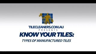 Types of Floor Tiles - All Types of Floor Tiles