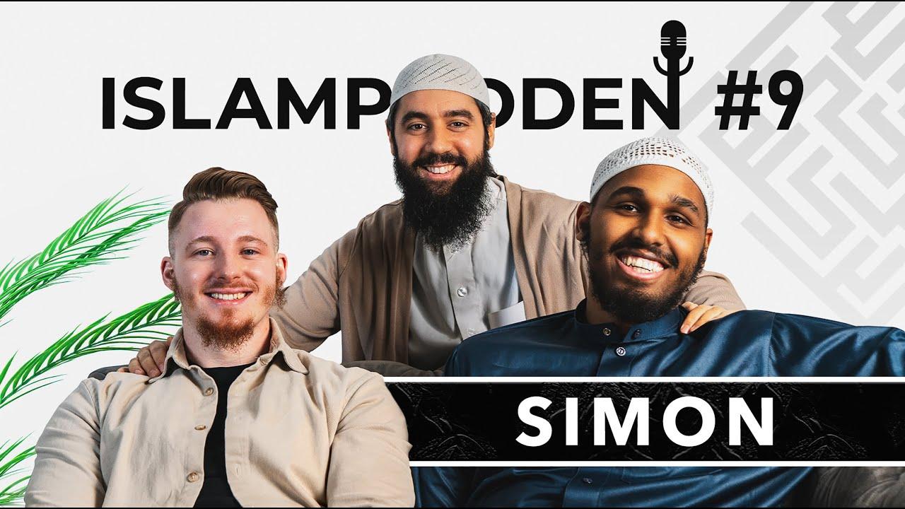 Islampodden - Specialavsnitt #9 Från Ateism till Monoteism: Simons bön besvarades