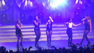 "Fifth Harmony - ""This Is How We Roll"" LIVE - Toronto 2015"