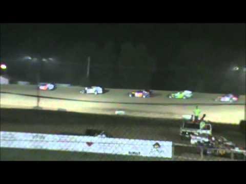 Modified Feature KC Raceway 08-20-2011