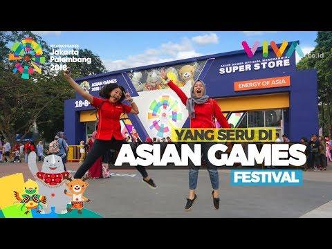 Modal Rp10 Ribu, Bisa Seru-seruan di Asian Games 2018 Mp3