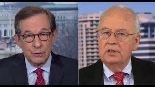 Fox Host Says Trumpand39s Crimes Worse Than Clintonand39s To Kenn Starrand39s Face