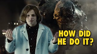 How Lex Creates DOOMSDAY in Batman v Superman!