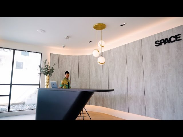 Working By Design: MLA's Matthew Lim On The New SPACE Showroom And Transforming Places.
