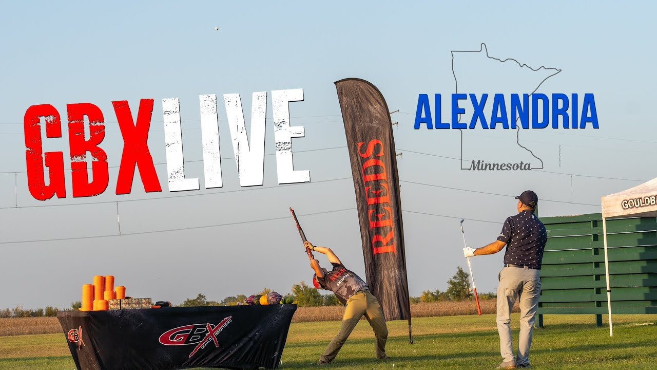 Live Exhibition Show VLOG (9.22.20 Alexandria, MN) Gould Brothers