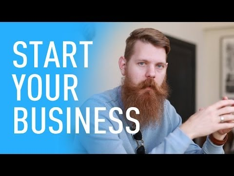 Steps To Becoming An Entrepreneur | Eric Bandholz