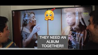 You Are The Reason - Calum Scott - Cover by Daryl Ong & Morissette Amon reaction.