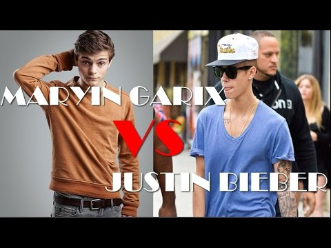 Justin Bieber vs Martin Garrix - Who Is The Most Fashionable .? ( New Fashion )