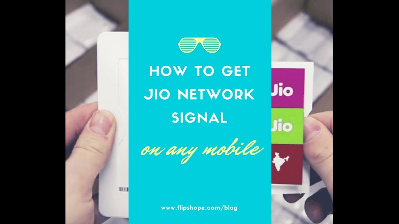 Fix - Jio SIM is Not Working | No Service | No Network Singal