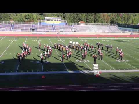 White Cloud High School Marching Band - 2016 Grand Haven Invitational - September 24, 2016