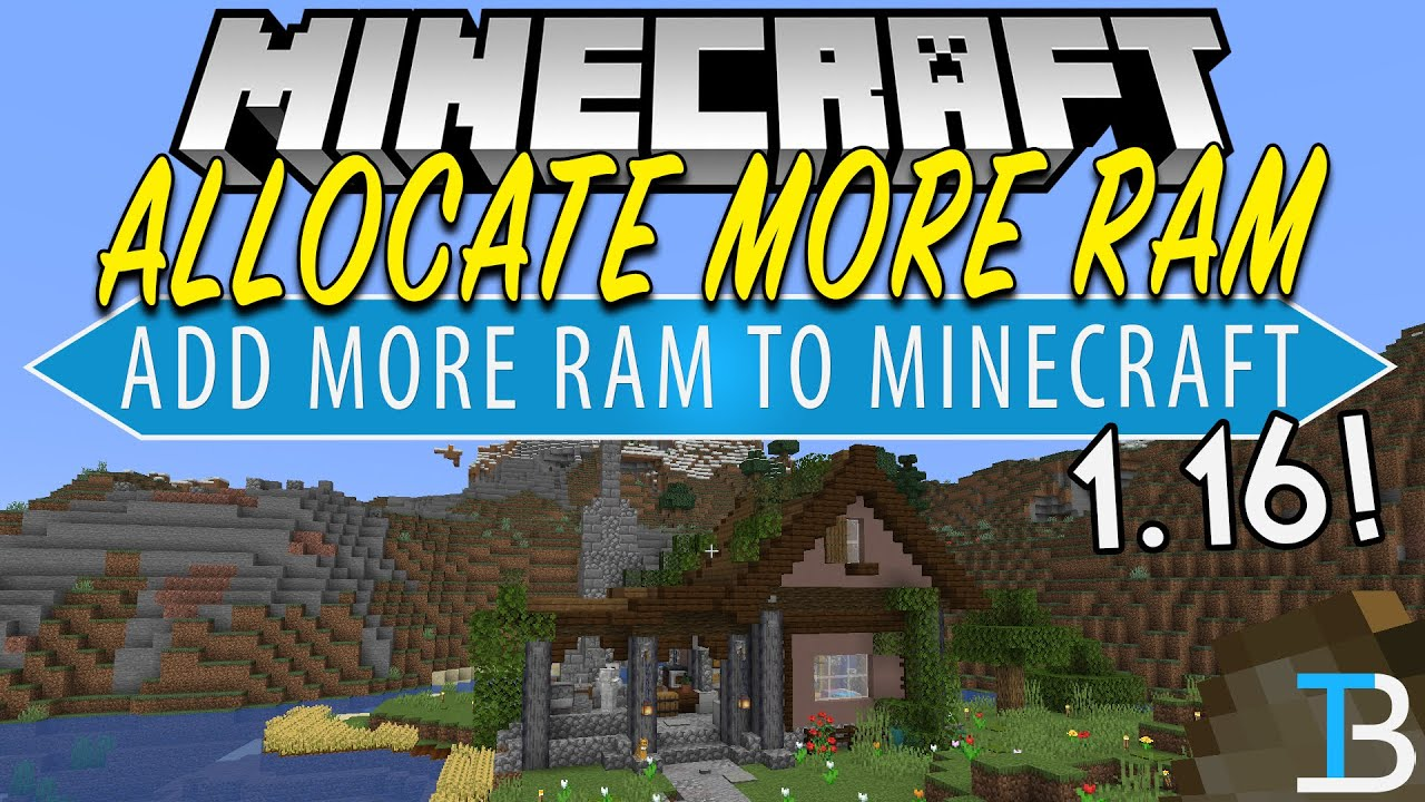How To Allocate More RAM to Minecraft 100.1006 (Add More RAM to Minecraft 100.1006!)